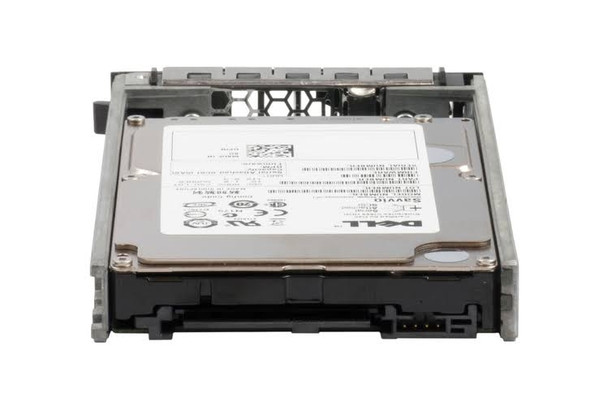 Dell 0990FD 600GB 15000RPM 2.5inch SFF SAS-6Gbps 64 MB Buffer Hot-Swap Internal Hard Drive for PowerEdge and PowerVault Servers (New Bulk Pack with 1 Year Warranty)