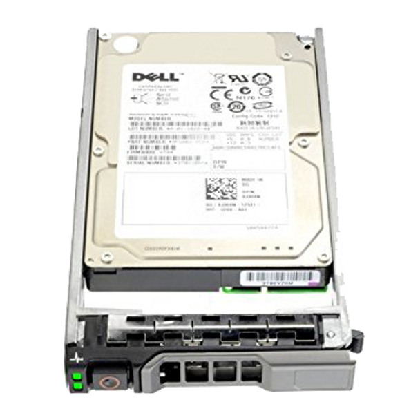 Dell DWDVD 600GB 10000RPM 3.5inch LFF SAS-6Gbps Hot-Swap Hard Drive for PowerEdge and PowerVault Servers (Brand New with 3 Years Warranty)