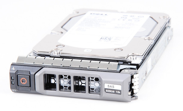 Dell R752K 600GB 10000RPM 3.5inch LFF SAS-6Gbps Hot-Swap Hard Drive for PowerEdge and PowerVault Servers (Brand New with 3 Years Warranty)
