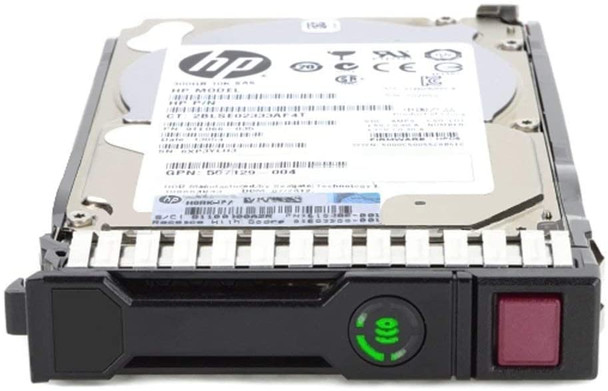 HPE 881507-001 2.4TB 10000RPM 2.5inch SFF Digitally Signed Firmware SAS-12Gbps SC Enterprise Hard Drive for ProLaint Gen9 Gen10 Servers (Brand New with 3 Years Warranty)