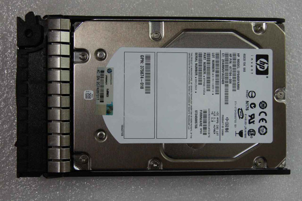 HPE 517352-001 450GB 15000RPM 3.5inch LFF Dual Port SAS-6Gbps Hot-Swap Enterprise Hard Drive for ProLiant Gen5 Gen6 Gen7 Servers (90 Days Warranty)