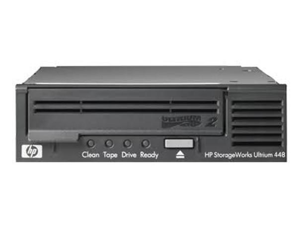 HPE StorageWorks DW085A 200GB Native 400GB Compressed 5.25inch SAS LTO-2 Ultrium 448 Internal Tape Drive (Grade A with 90 Days Warranty)