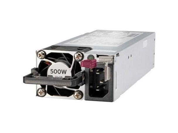 HPE 866729-001 500Watt 100V-240V AC Flex Slot Platinum Hot Plug Low HaloGenPower Supply Kit for ProLiant Gen9 Gen10 Servers (Brand New with 3 Years Warranty)