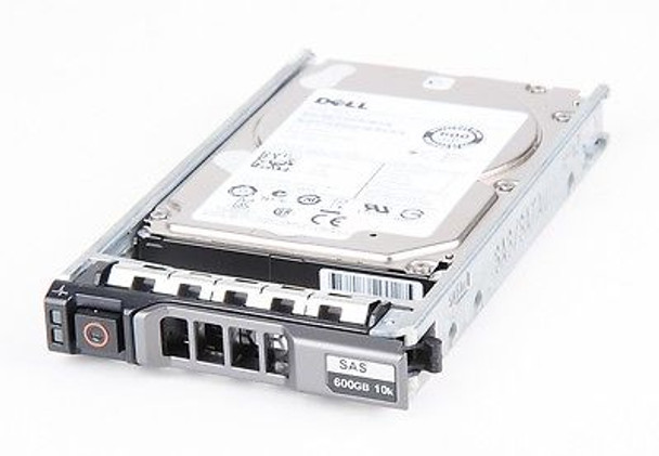 Dell 7YX58 600GB 10000 RPM 2.5 inch Small Form Factor SAS-6Gbps Hot-Swap Internal Hard drive for PowerEdge Server