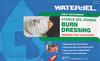 Water Jel Burn Dressings - Various Sizes