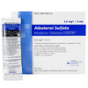 Albuterol For Inhalation - Unit Dose 0.083% - Individually Foil Packed