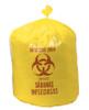 33 Gallon Infectious Linen Bag - 10 per Pack