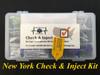 Check & Inject NY Kit - CLOSED