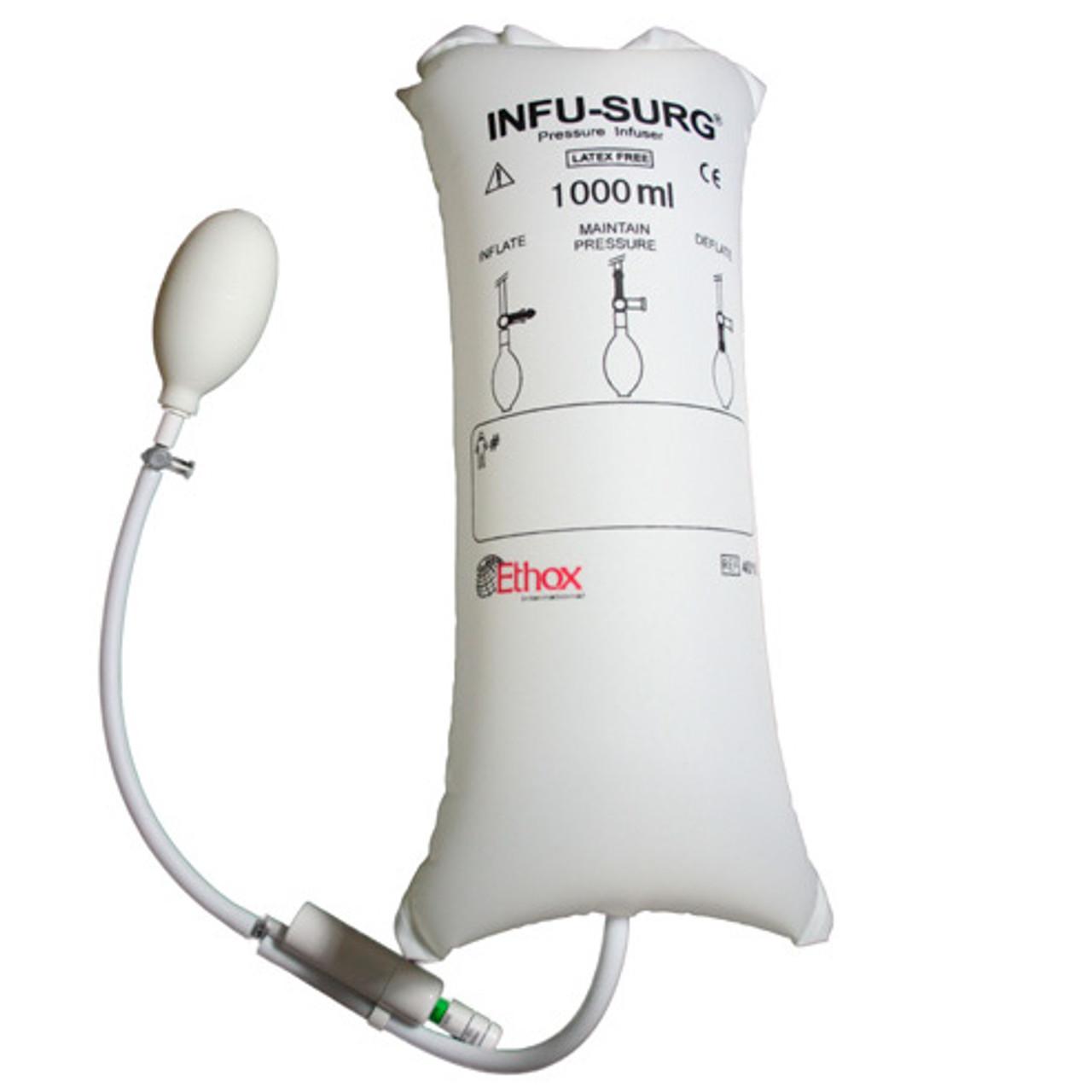 Disposable Pressure Infuser 1,000ml