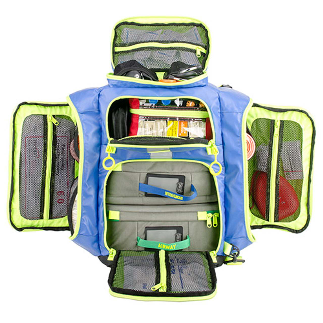 StatPacks G3 Perfusion Backpack - Blue, Green, Red or Black