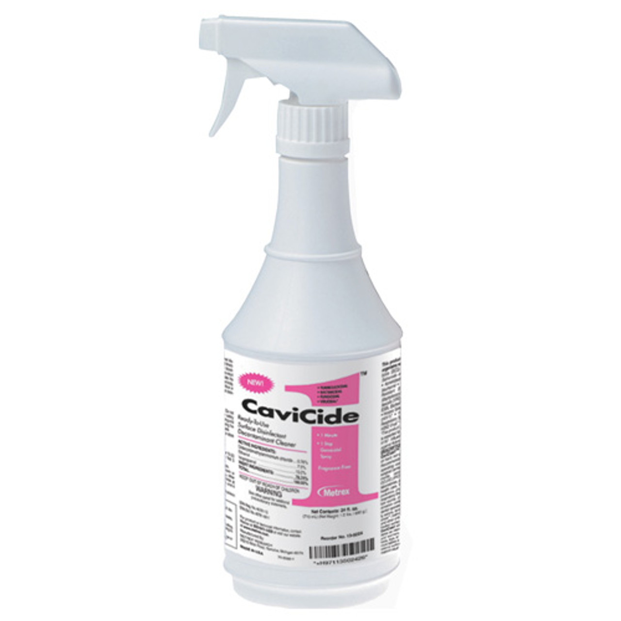 Cavicide1 Surface Disinfectant 24 ounce Spray