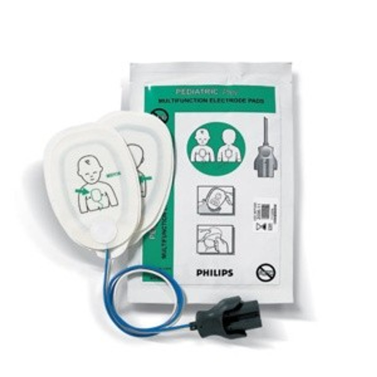 Philips Pediatric Defibrillation Pads M3717A