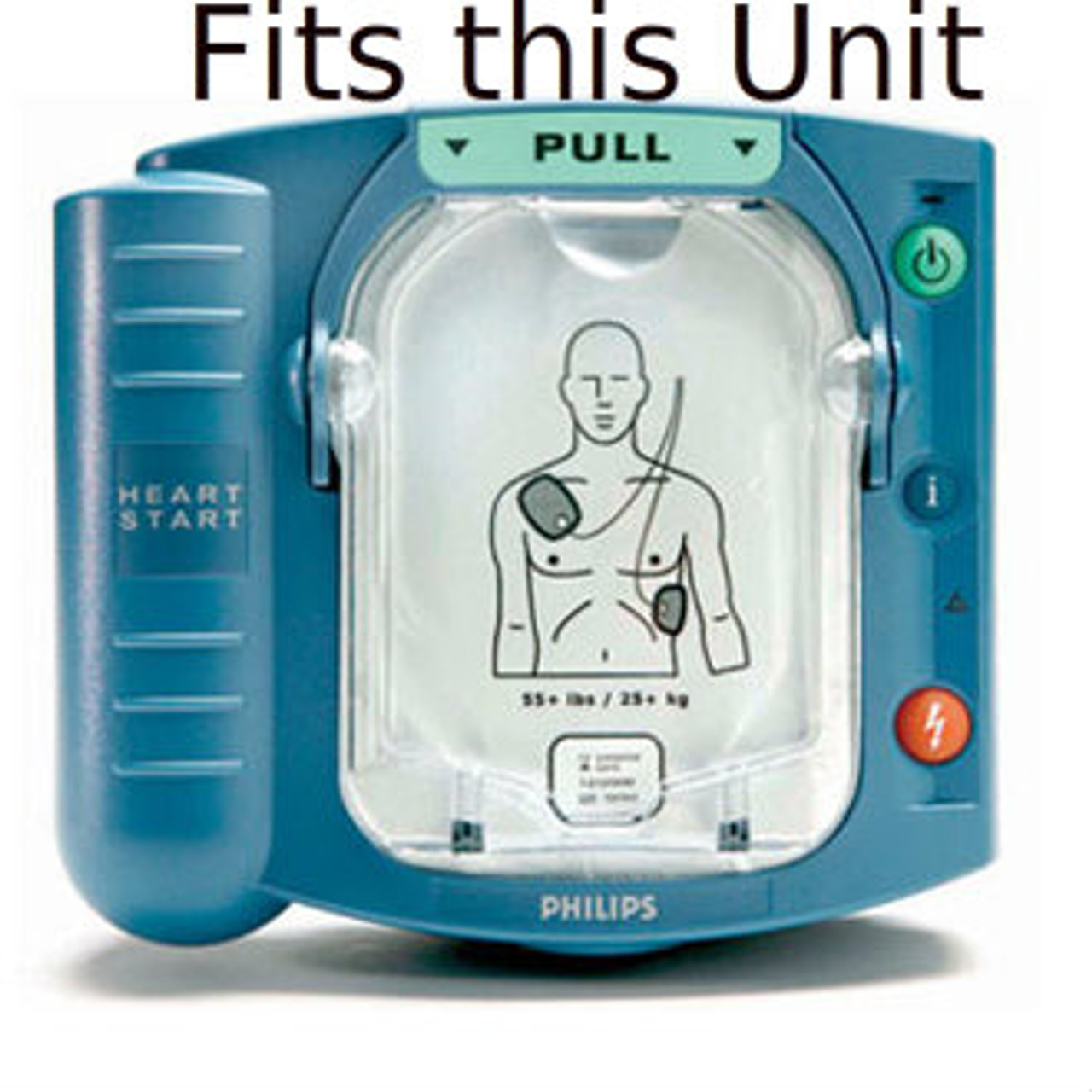 Adult Pad For OnSite AED M5071A  by Philips