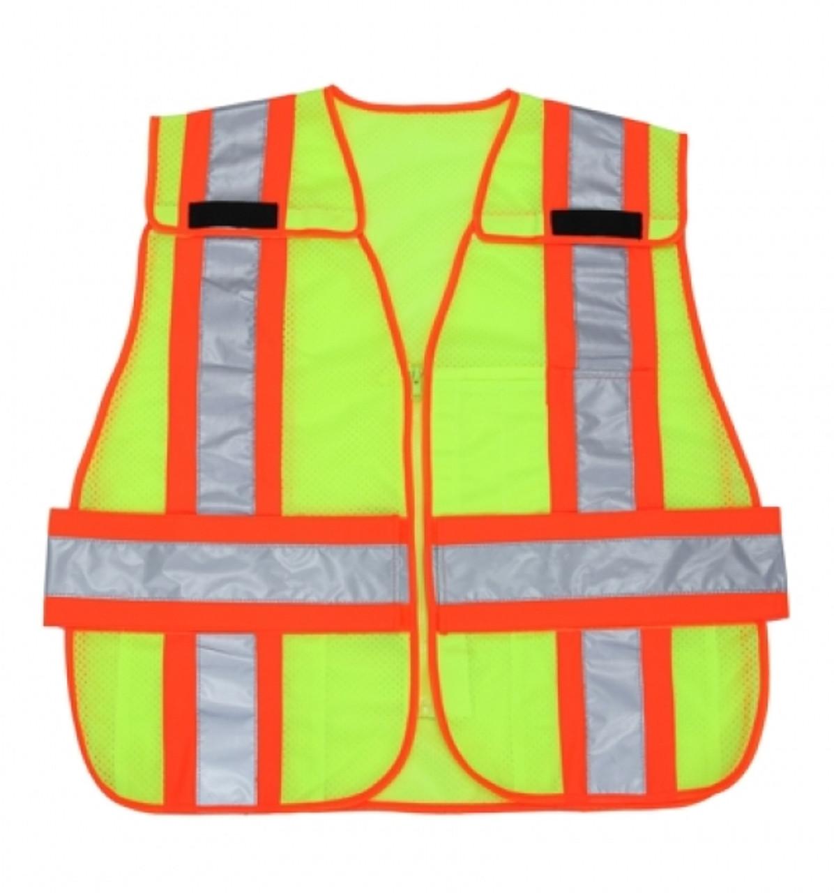Class 2 Level 2 Safety Vest