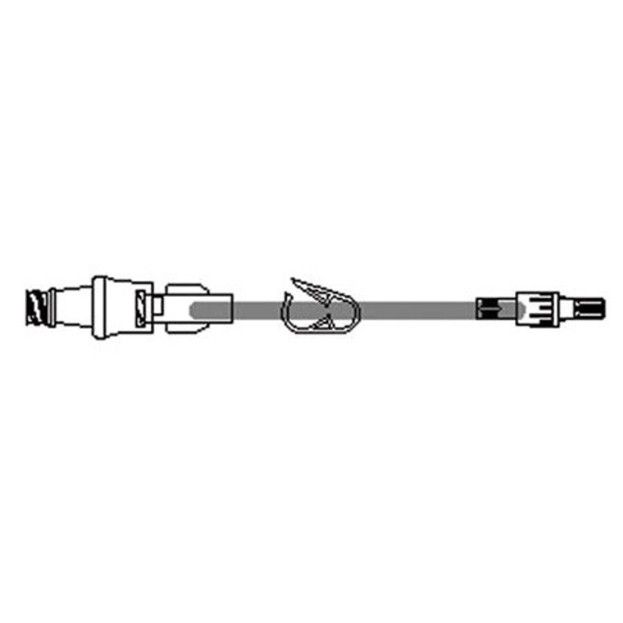 Extension Set / Saline Lock by ICU Medical