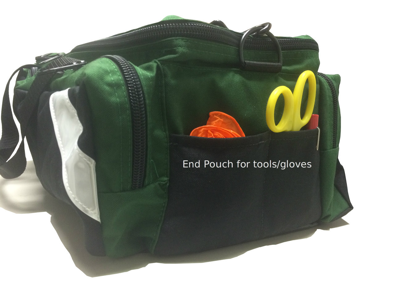 Dual Front Pocket Airpack - End Pouch