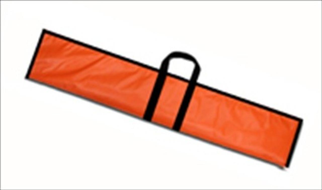 Splint Case with Full-Length Zipper Closure