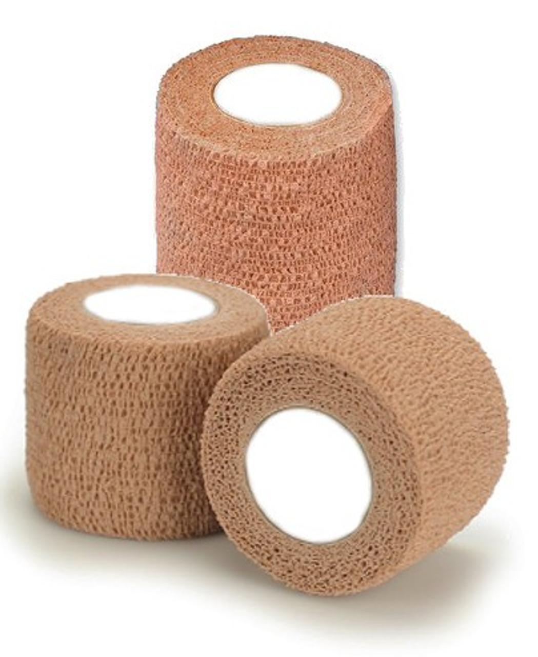 Co Lastic Self Adhering Elastic Bandage Various Sizes Medical