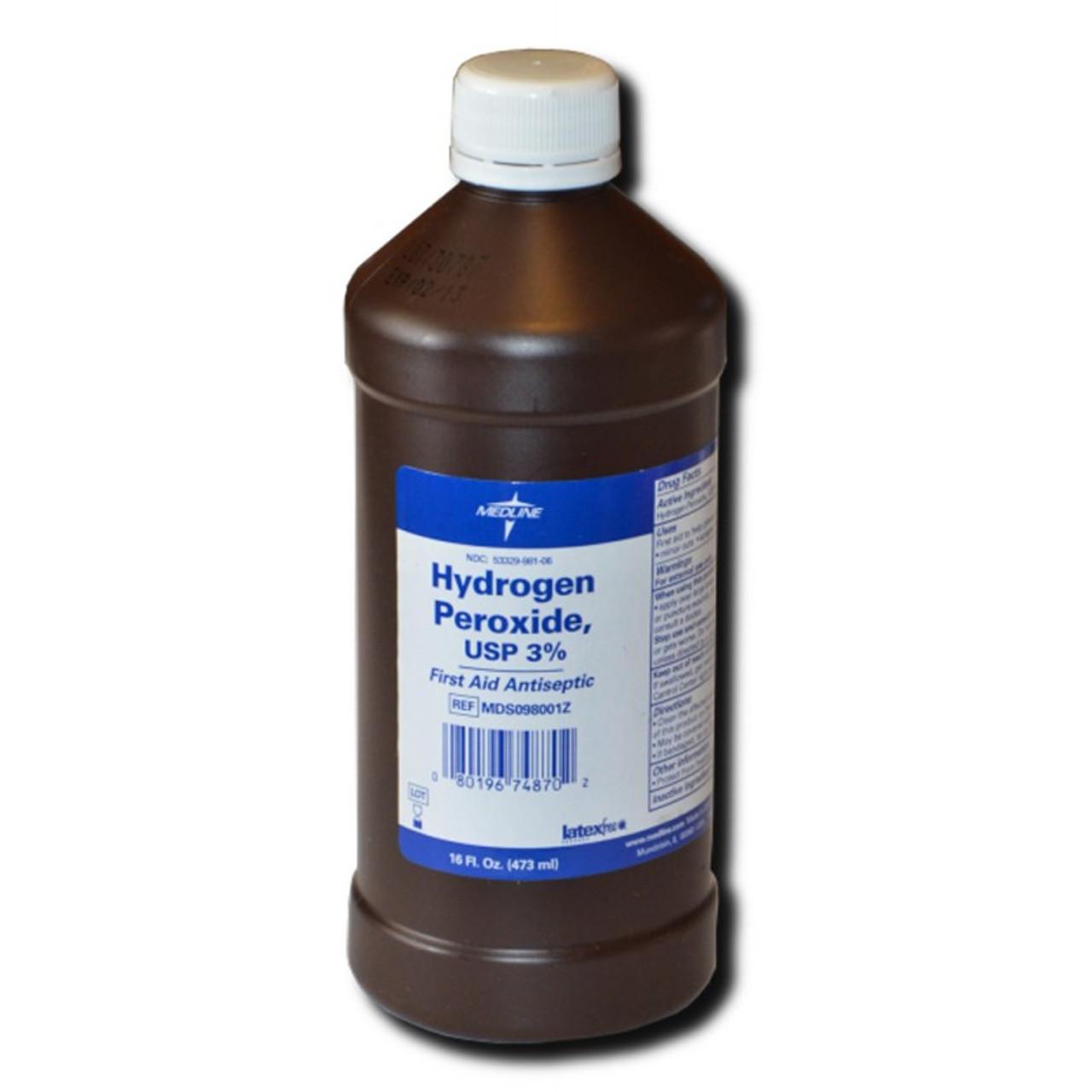 Peroxide - 16oz Bottle
