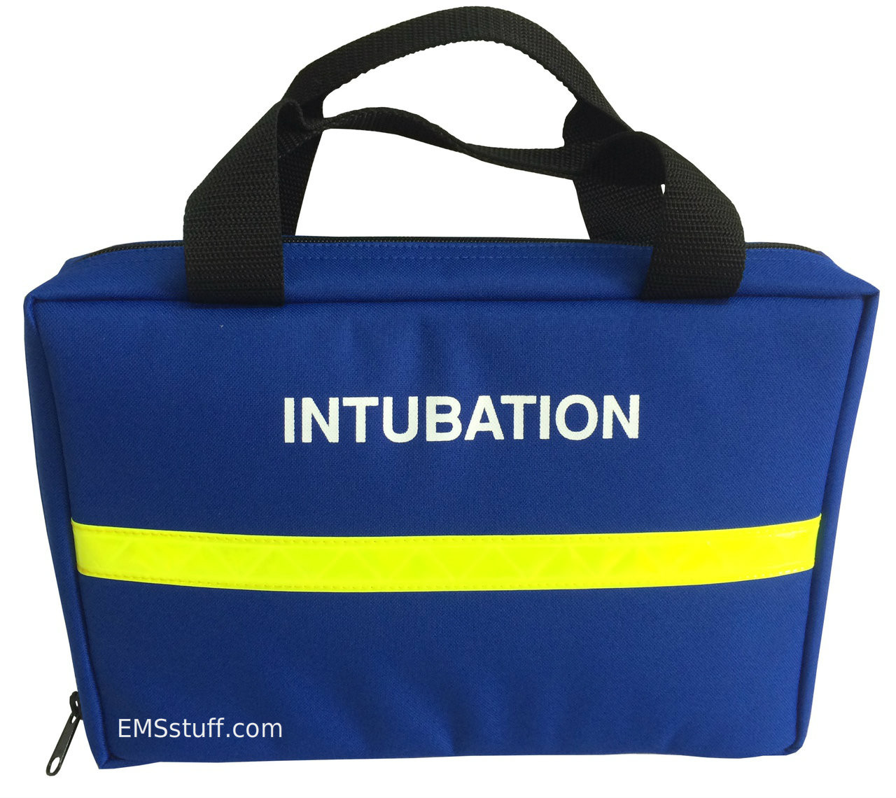 Intubation Module with Zipper - Blue or Green