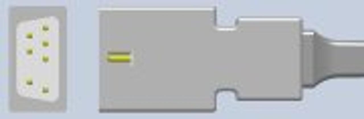 Nellcor® compatible; Reusable Ear Clip SpO2 Sensor