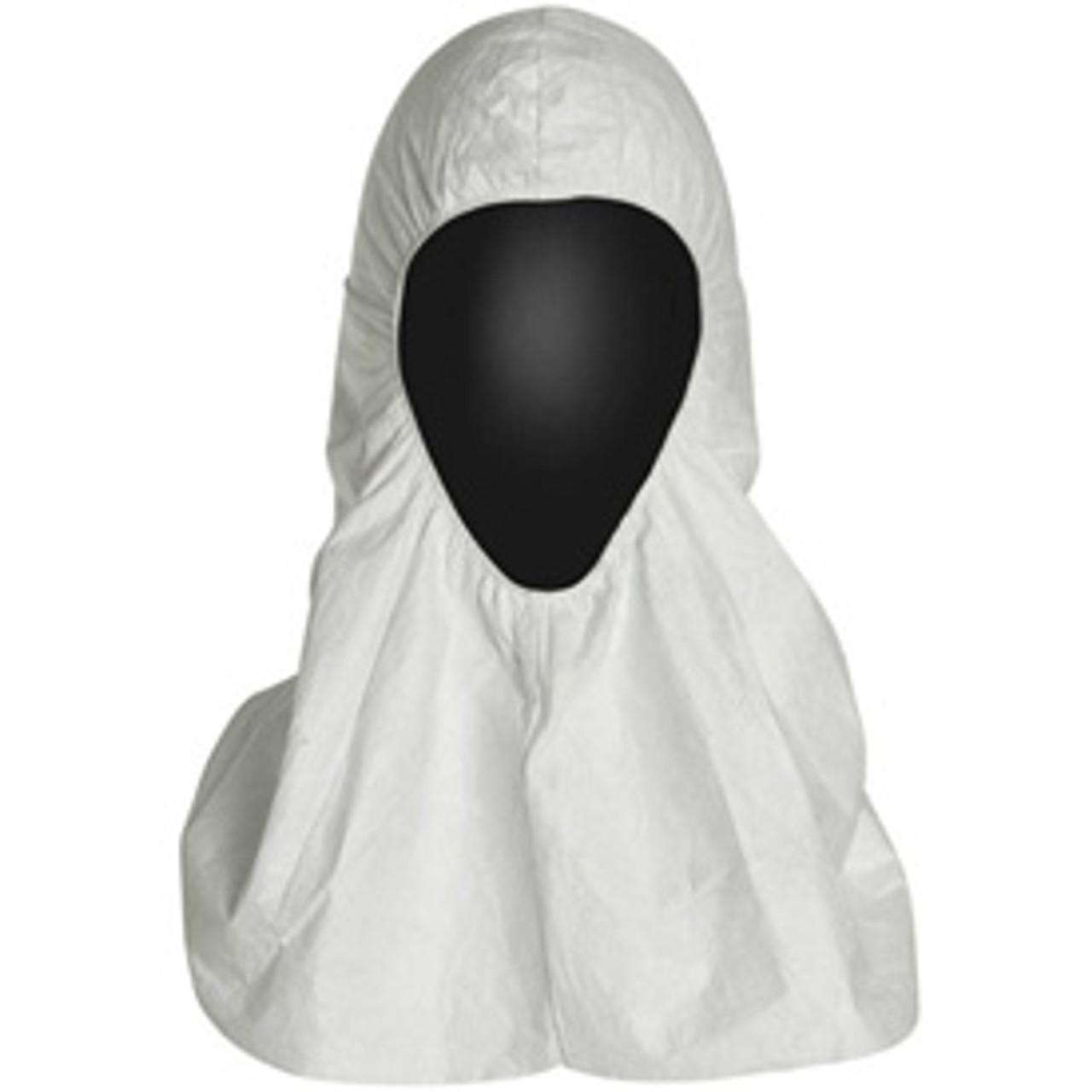 Tyvek Hood with Full Face Opening