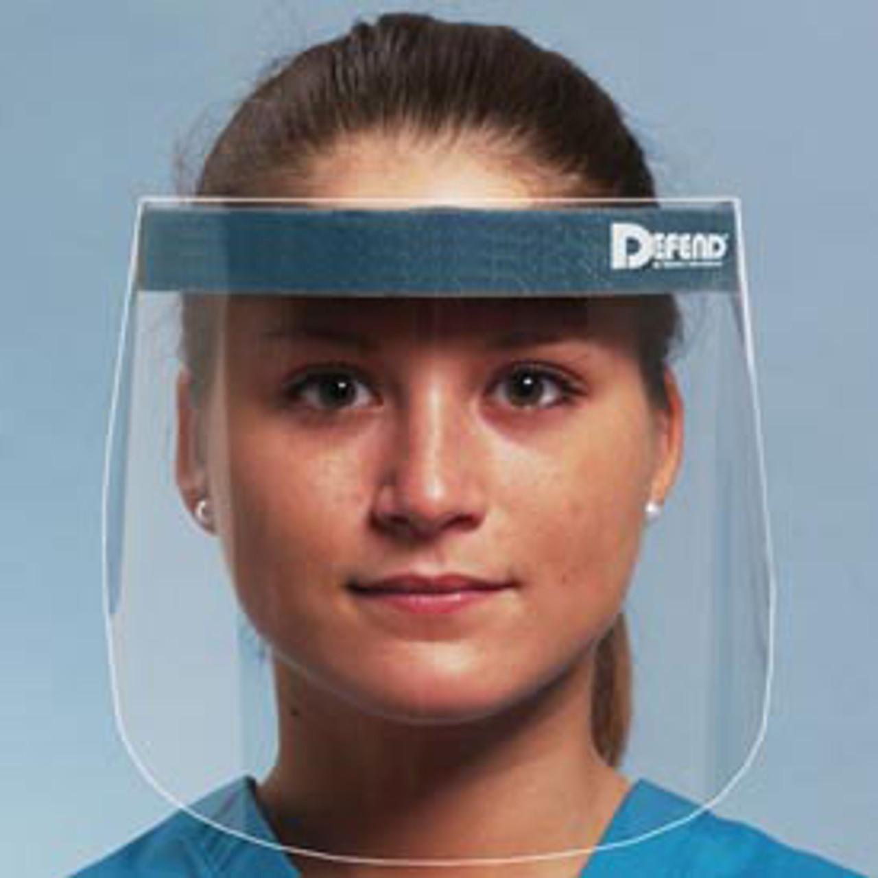 Single-Use Full Face Shield