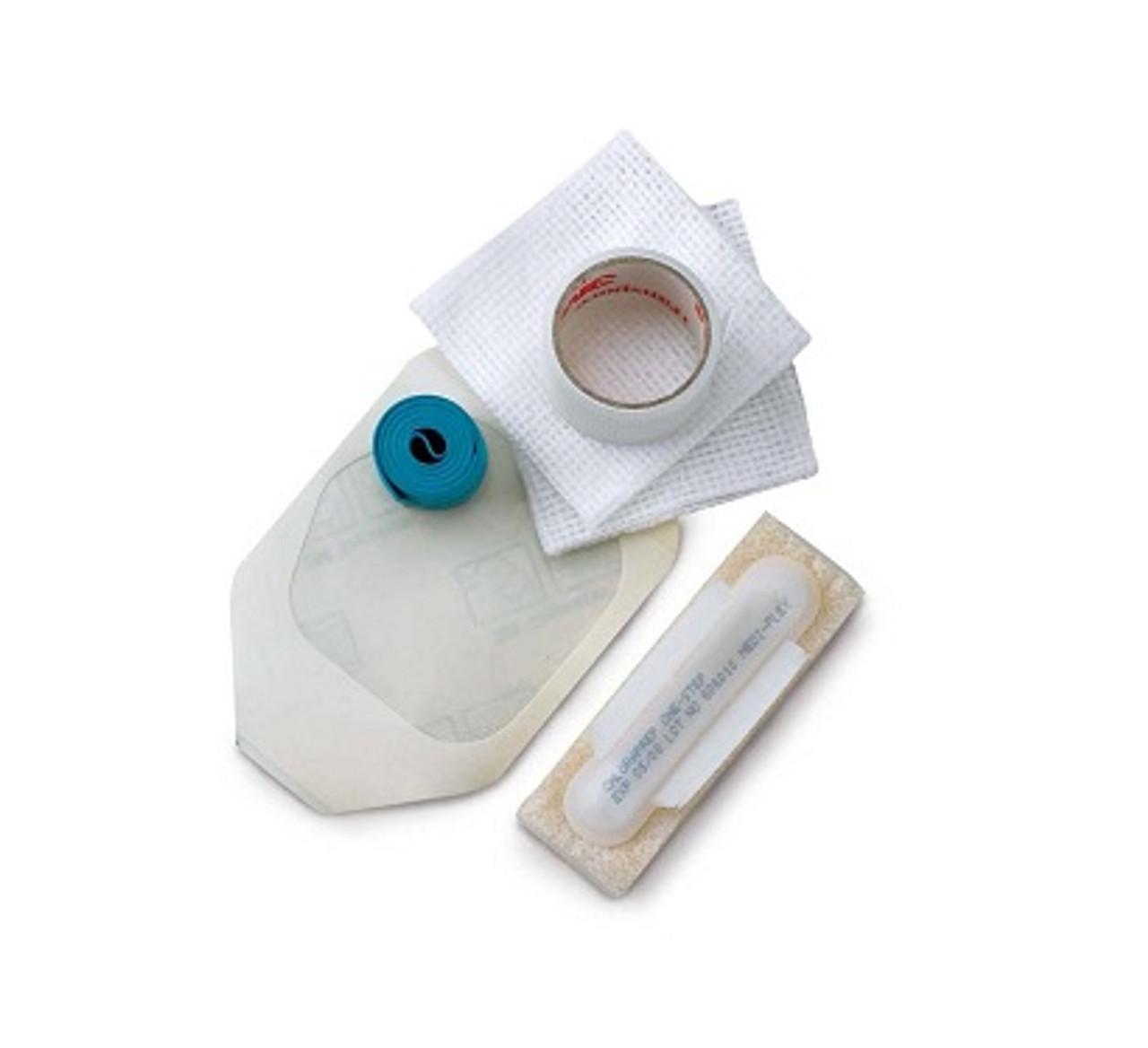 IV Start Kits with ChloraPrep and Tegaderm