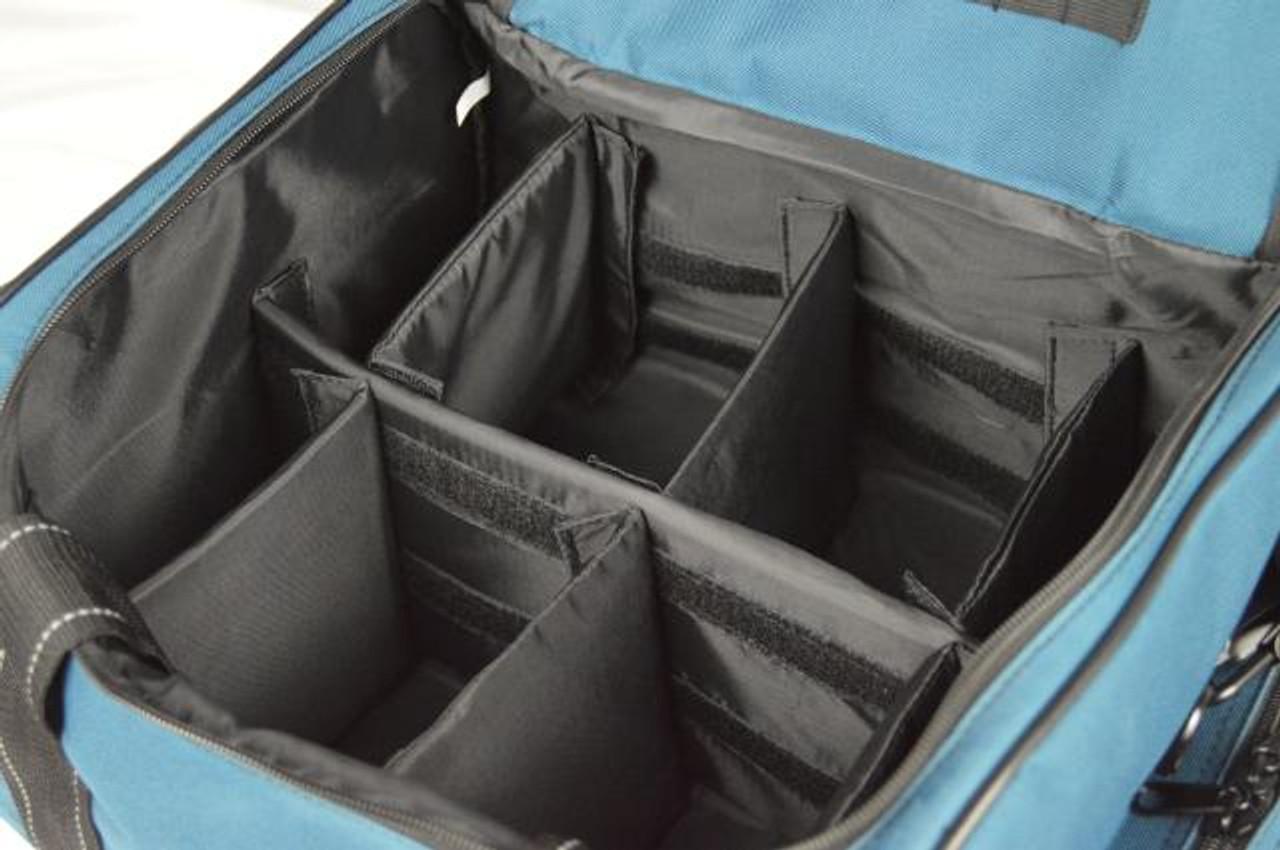 Stocked - Large EMT Bag - Navy, Orange or Purple
