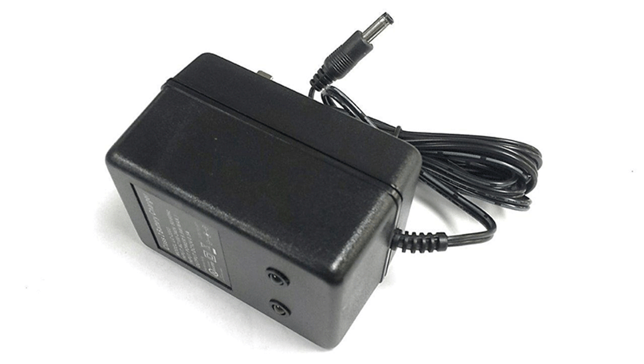 AC Charger for SSCORT 3 and SSCORT 9 Suction Units