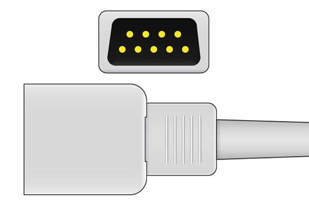 Pediatric Disposable SpO2 Pulse Oximeter Sensor for BCI and Edan