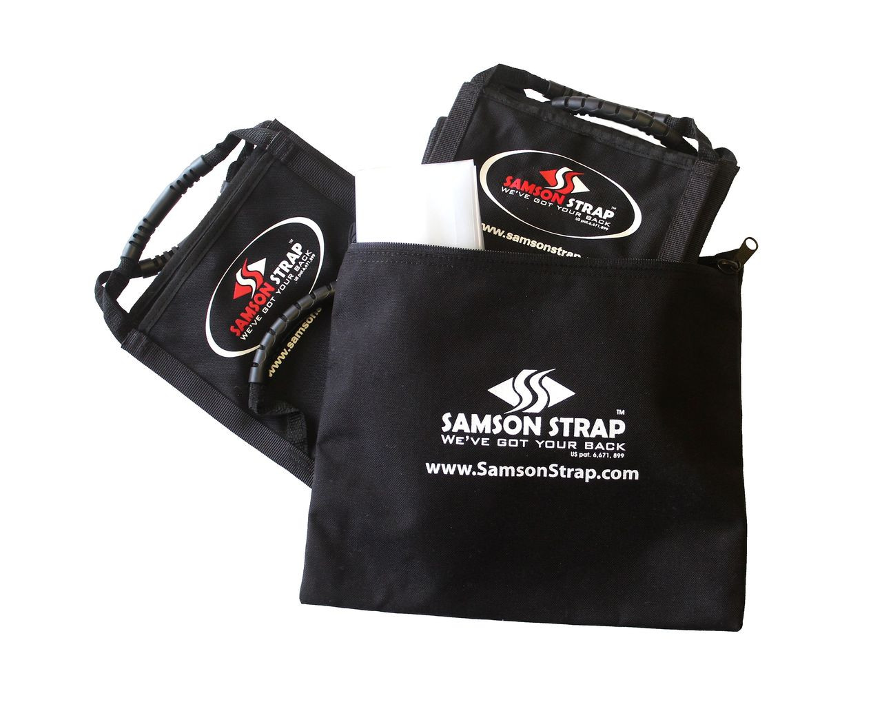 Samson Lift-Assist Straps - EMS Set