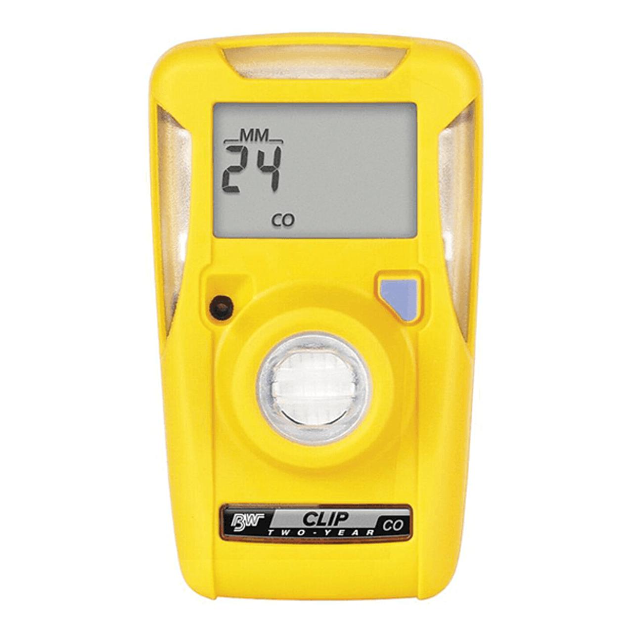 Carbon Monoxide Gas Detector with Belt/Strap Clip