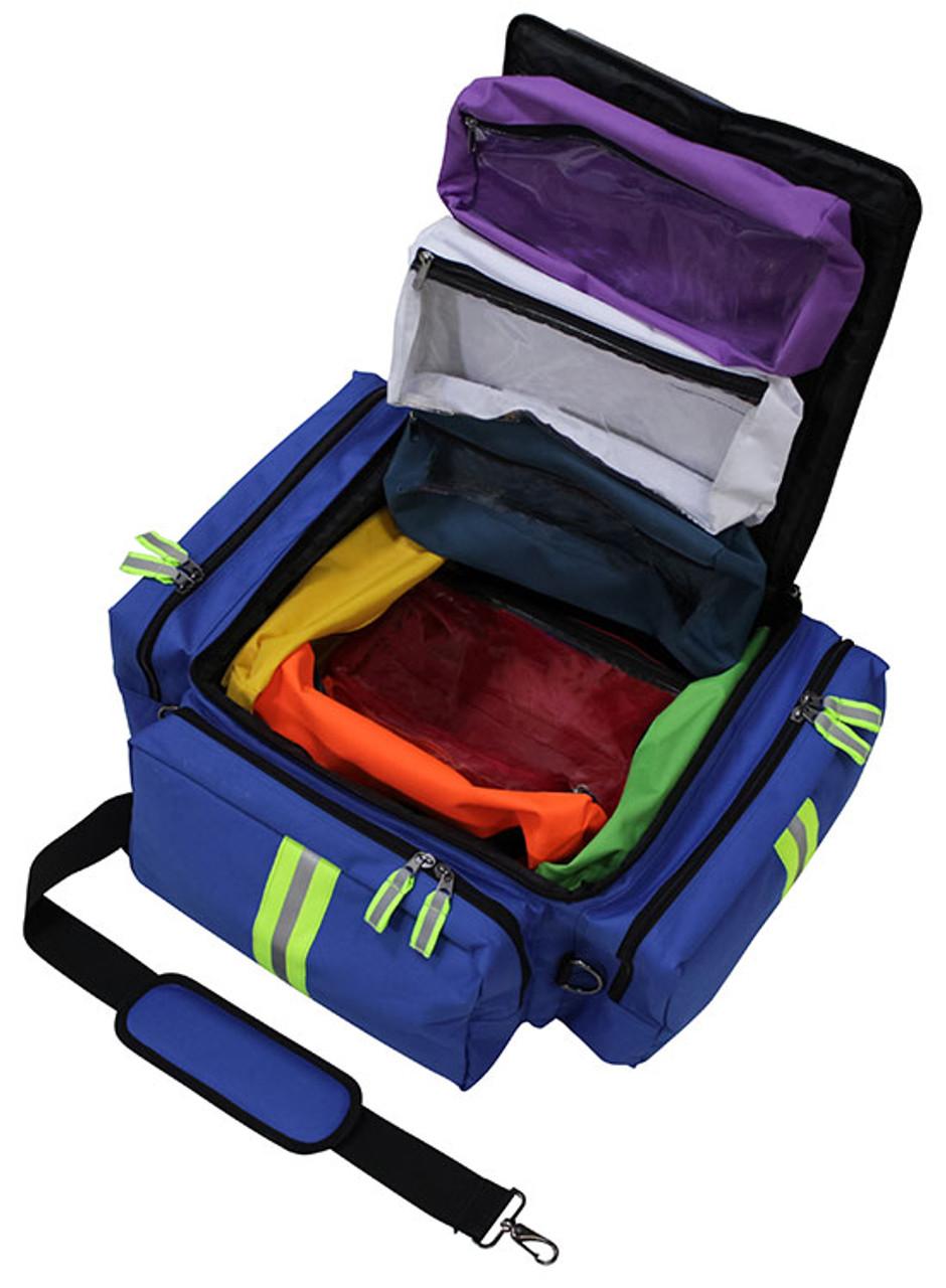 Pediatric Pack by Kemp, Royal Blue