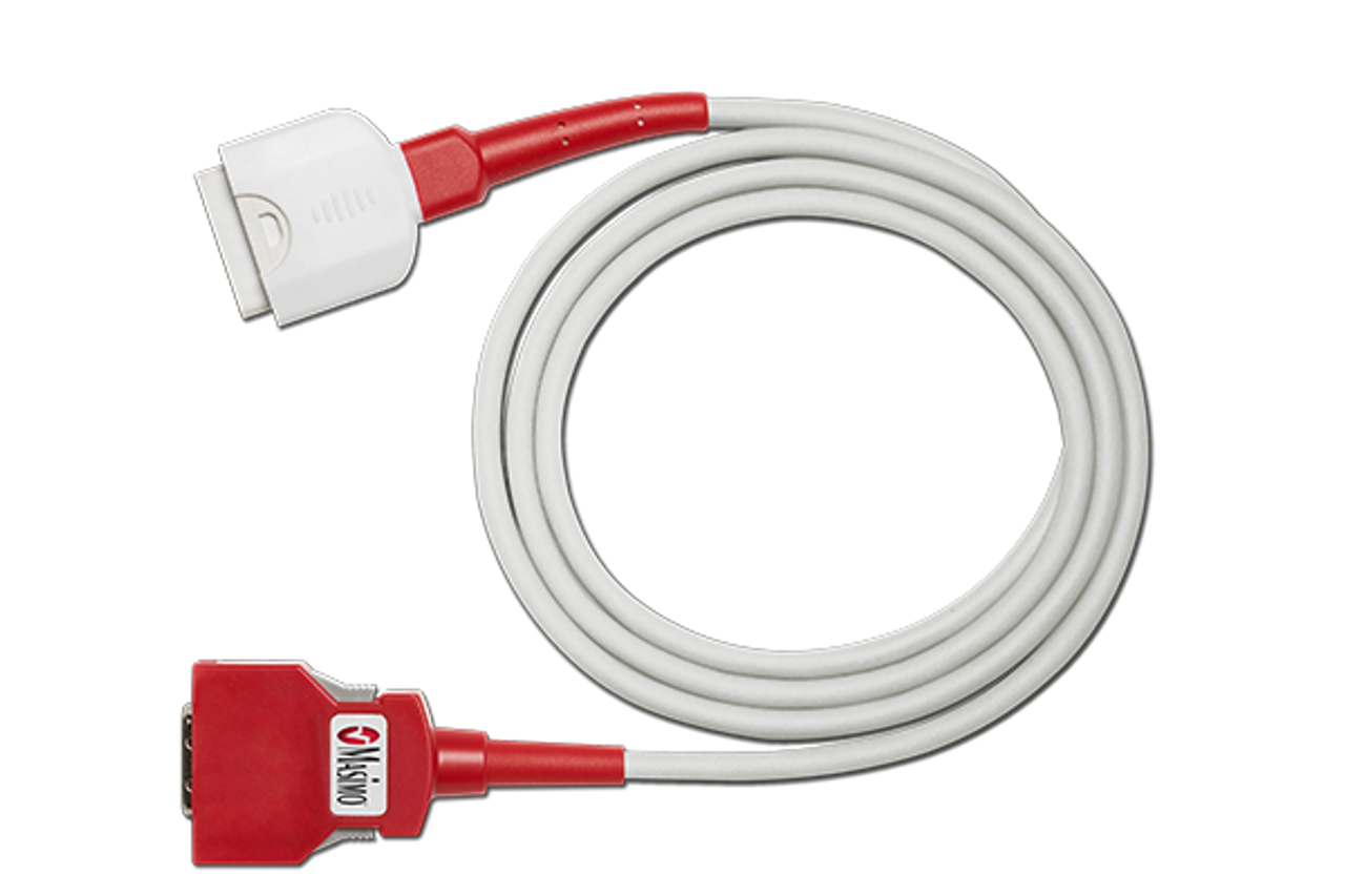 Masimo 2406 RC-4 Patient Extension Cable 4 Foot