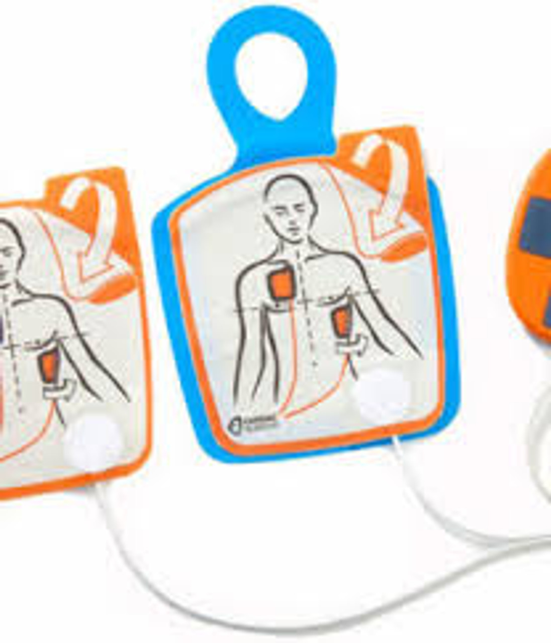 Cardiac Science Adult Defib Pads for G5 AEDs