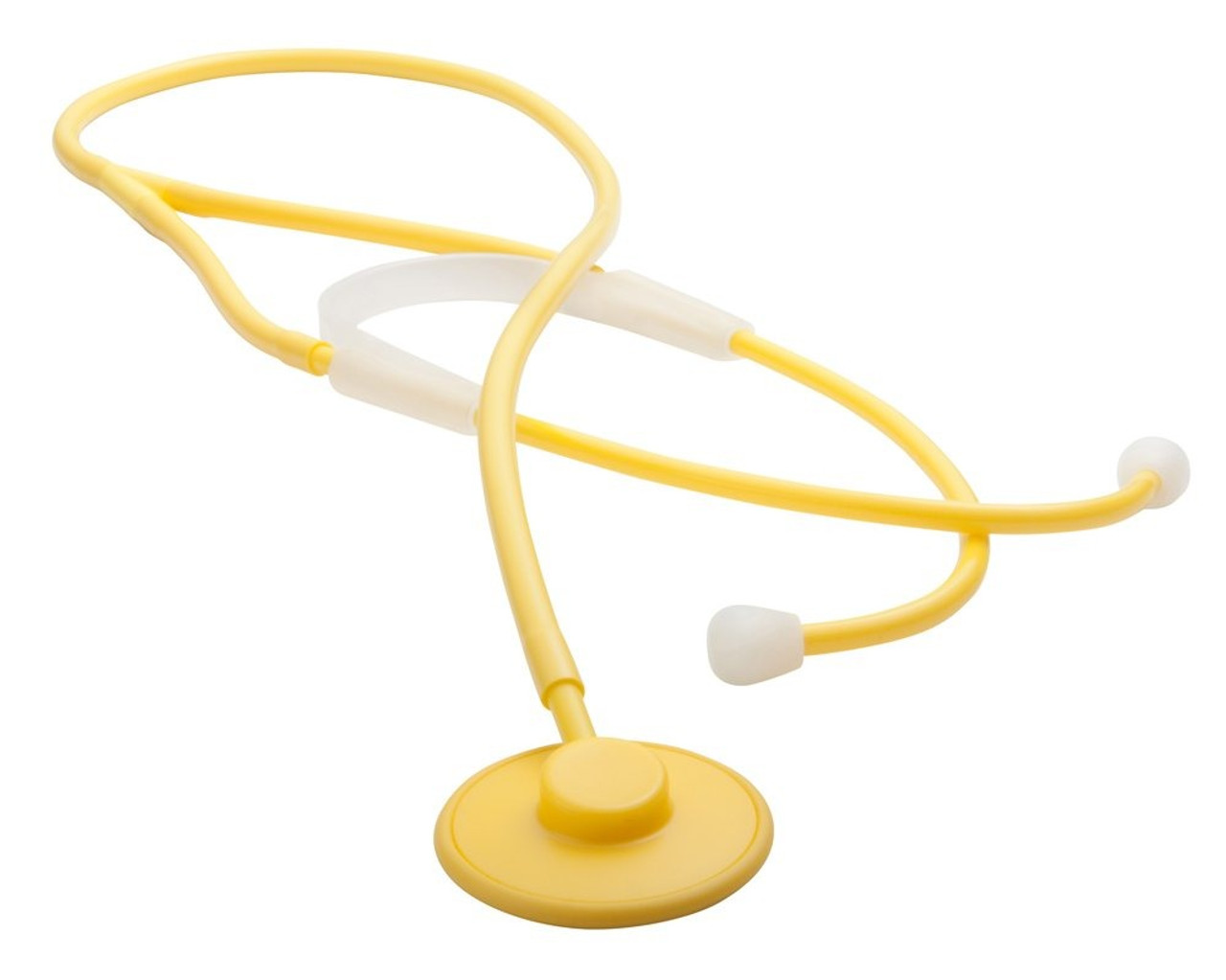 Disposable Stethoscope, Case of 50 - Yellow
