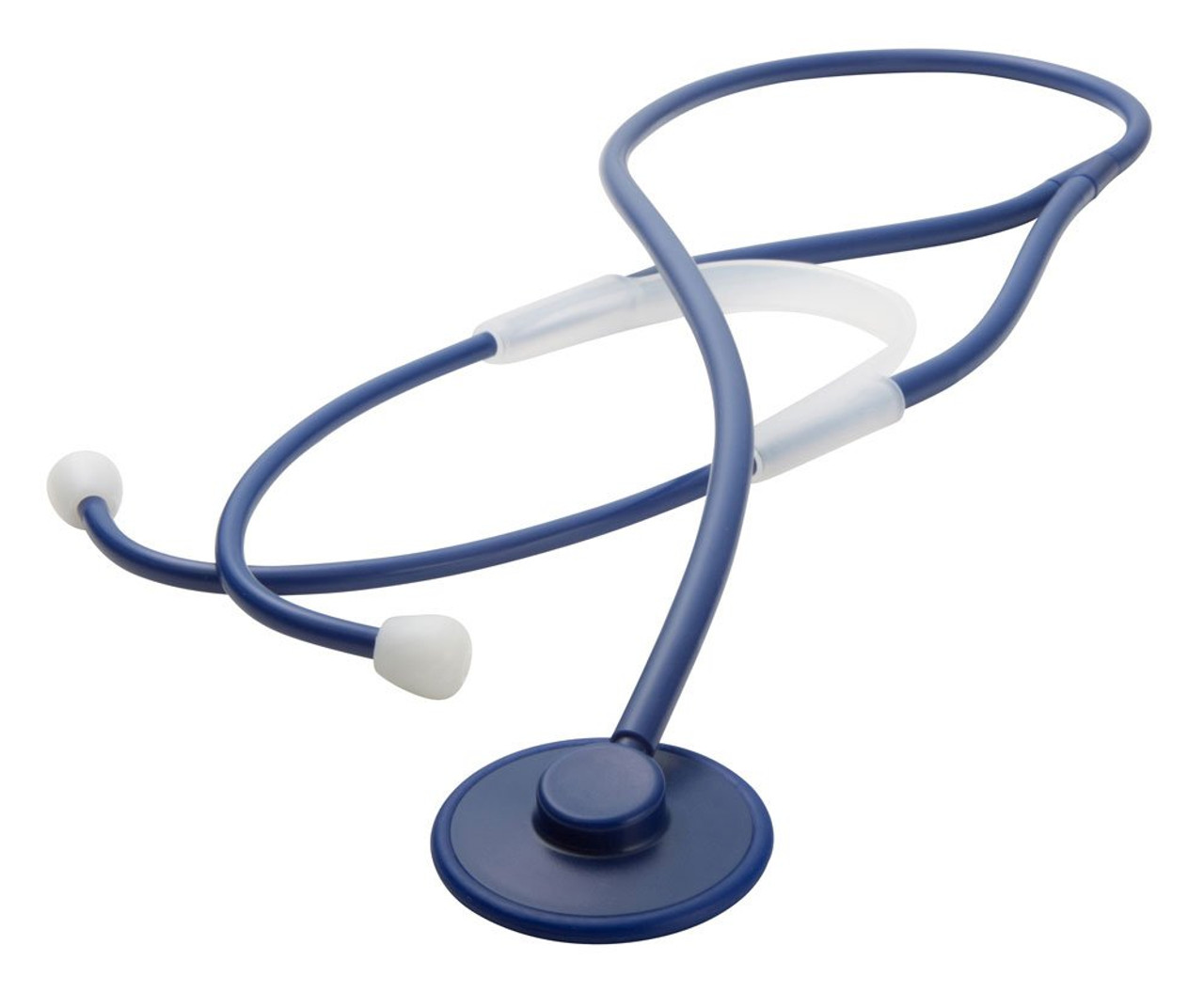Disposable Stethoscope, Case of 50 - Royal Blue