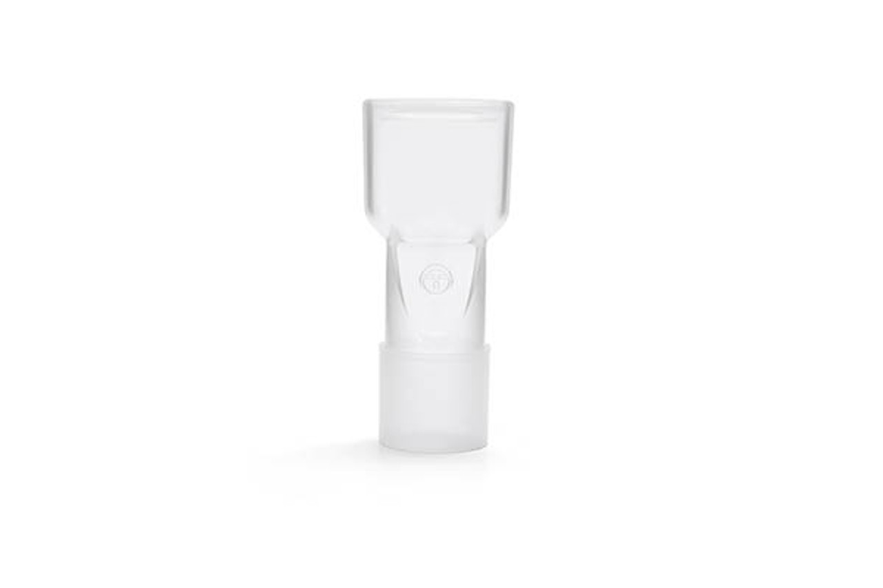 Mouthpiece with 22mm I.D. for Nitrous Oxide Delivery
