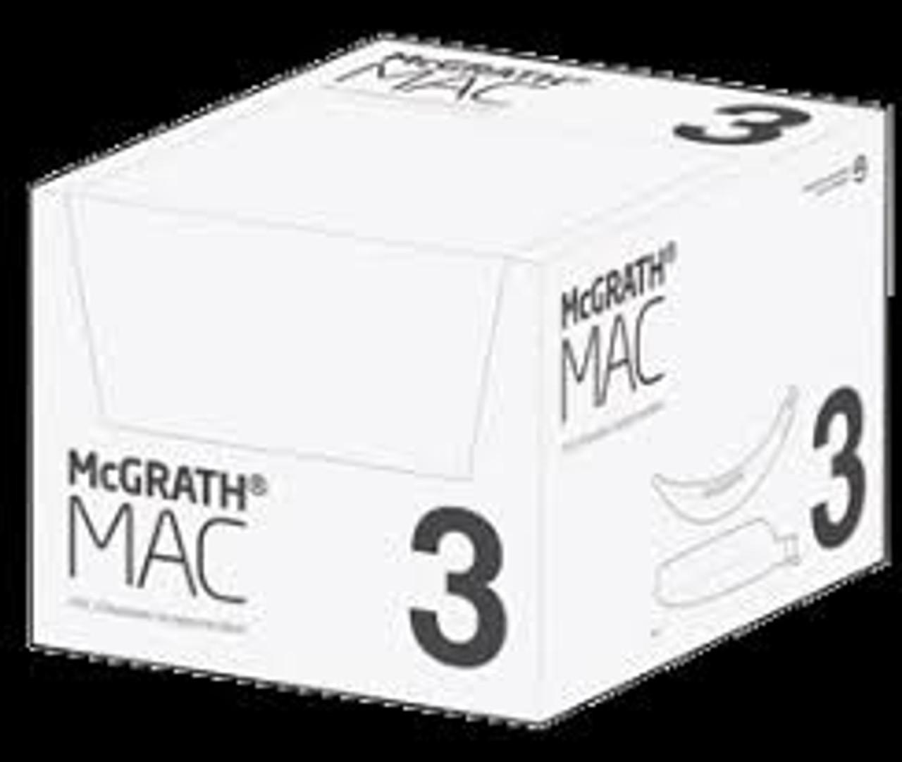 McGRATH™ Mac 3 Video Laryngoscope Blade by Physio-Control