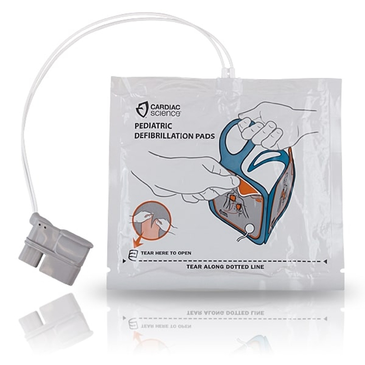 Cardiac Science PED Defib Pads for G5 AEDs