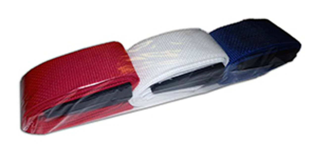 5'2pc Red, White & Blue Disposable Straps -  3/Set