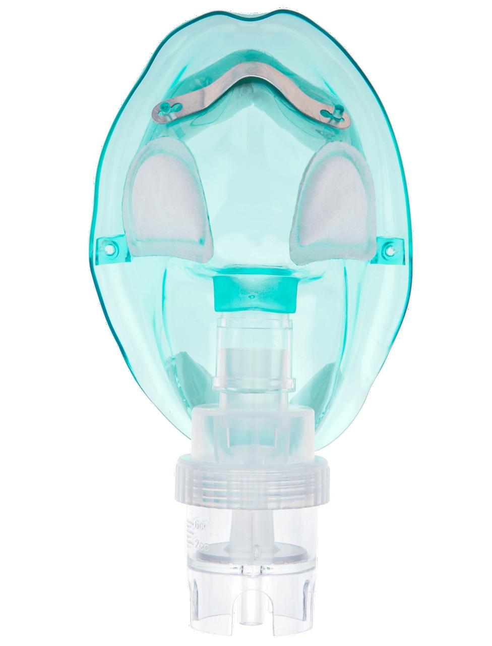 SafetyNeb Filtered Nebulizing Mask w/ Tubing - Each