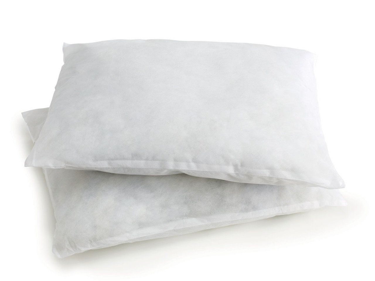 Disposable Cot Pillow - Large Size 17'' x  22''