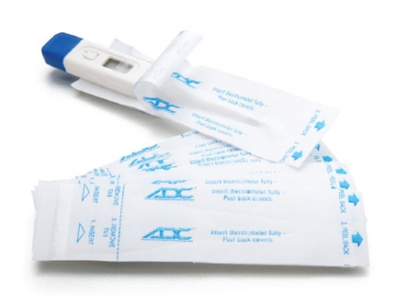 Disposable Sheaths for Digital Thermometers - 100 per Box