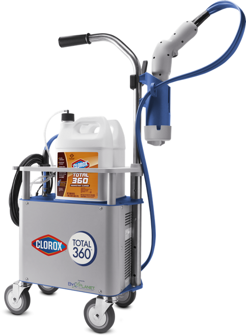 Clorox Total 360 Cleaner Disinfectant, Gallon #31650