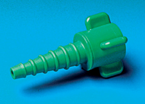Oxygen Fitting Barbed Plastic