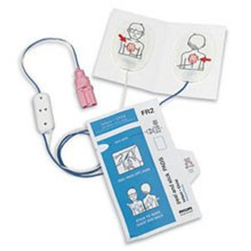 Pediatric AED Pads For FR2 by Philips