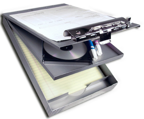 Cruisermate Clipboard - 8.5''x14'' by Saunders