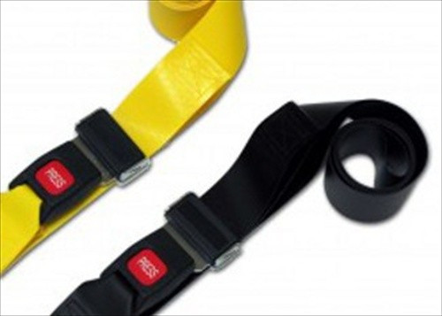 Easy-Clean Strap Set for Stryker Stair Chair
